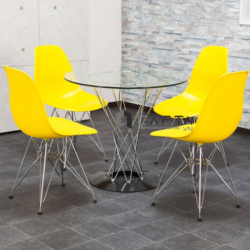 bộ bàn tiếp khách hiện đại
