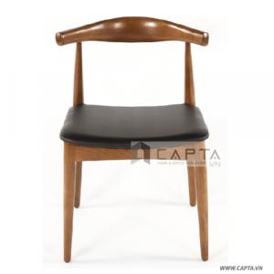 Bull chair gô cao su