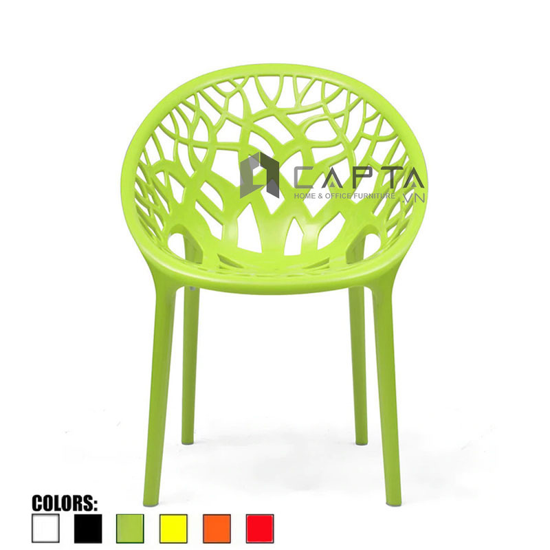 Ghế nhựa đúc |CAPTA.VN