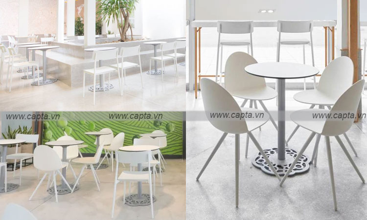 Ghế nhà hàng ghế cafe cao cấp|capta.vn