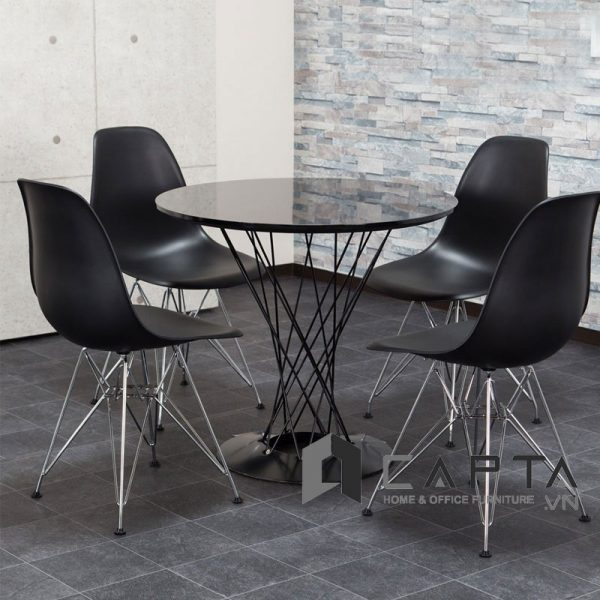 Bộ bàn phòng ăn trònSD CYCLONE-B / DSR-S