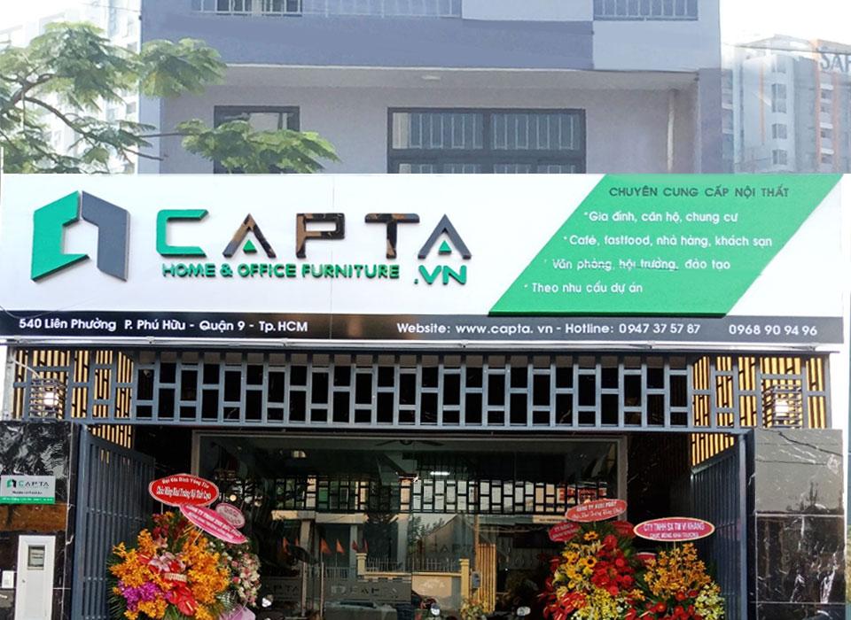 Nội Thất CAPTA khai trương chi nhánh tại quận 9 1