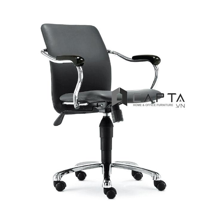 Ghế xoay văn phòng lưng thấp CE4189-P