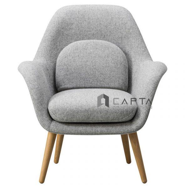 Ghế thư giãn phòng khách cao cấp Swoon Chair