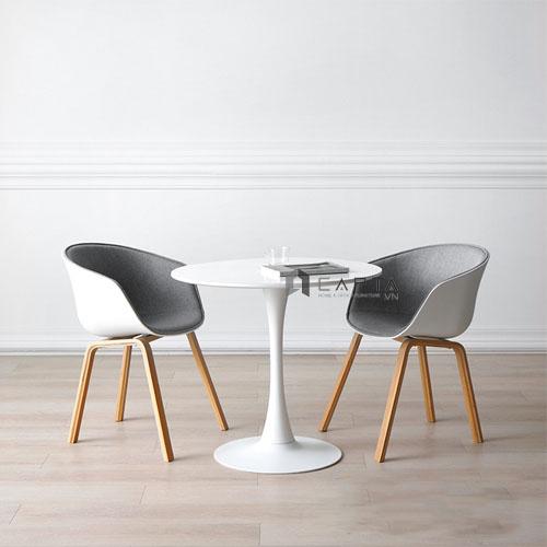 Bộ bàn tiếp khách 2 ghế cao cấp dành cho spa