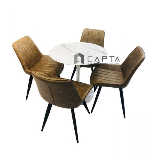 Bộ bàn tiếp khách 4 người