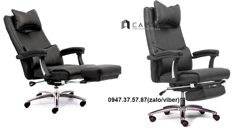 CR4103-P Ghế văn phòng có thể ngủ trưa