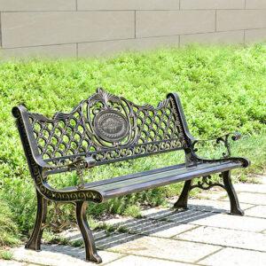 Ghế băng dài sân vườn biệt thự nhà phố
