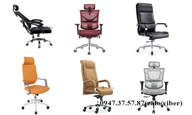Những mẫu ghế làm việc tại nhà cho nữ lý tưởng nhất