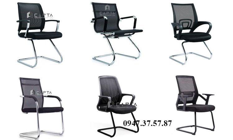 Điểm danh những mẫu ghế chân quỳ lưng lưới giá rẻ HCM