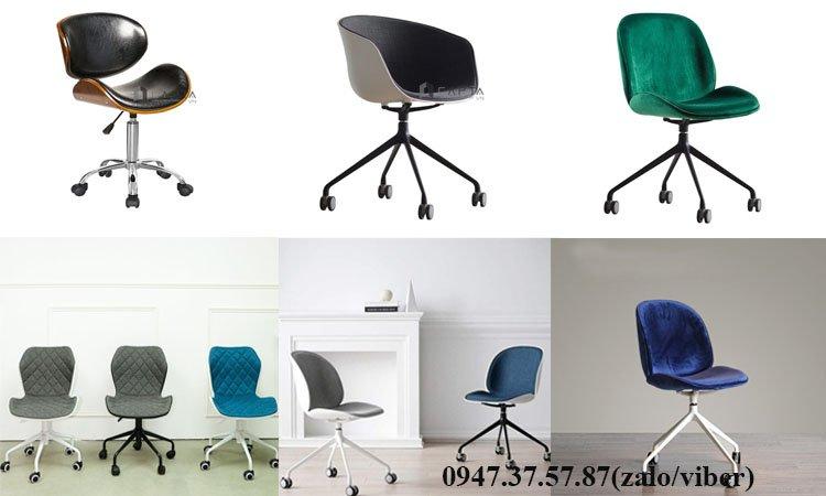 Những mẫu ghế ngồi học bài hiện đại dành cho học sinh
